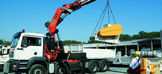 Переезд производства: перевозка станков, перемещение цеха